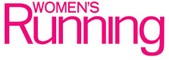 womens running logo
